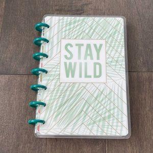 HAPPY PLANNER Mini Stay Wild Notebook